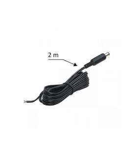 DESIGN LIGHT 2m power extension cable DC jack -