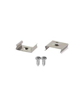 DESIGN LIGHT aluminium profile LINE MINI TRI-LINE MINI mounting brackets -