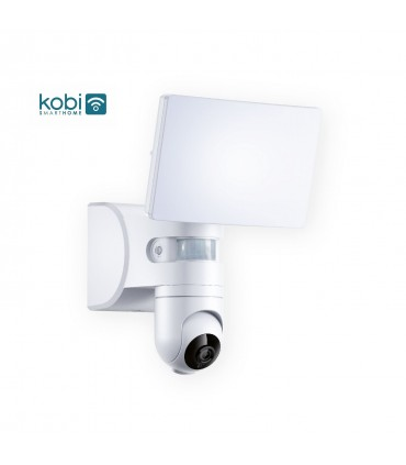 Rotary camera with SMART LED light KAMI 23W WiFi floodlight