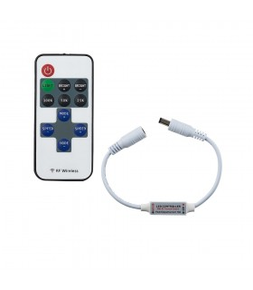 Single colour RF mini remote controller ID-2083 -
