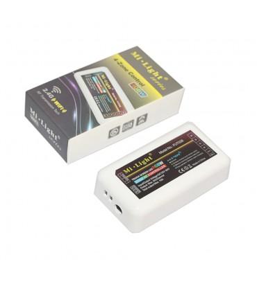 Mi-Light 2.4GHz 4-zone RGBW LED strip controller FUT038 -