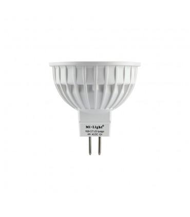 Mi-Light 4W MR16 RGB+CCT LED spotlight FUT104