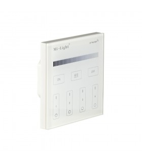 Mi-Light 4-zone brightness dimming smart panel remote controller T1 -