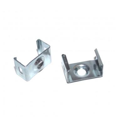 ALU-LED aluminium profile P1 P2 P3 P4 mounting brackets