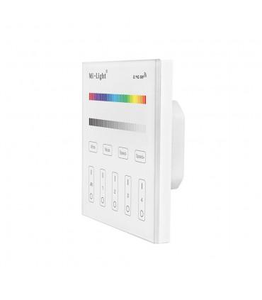 Mi-Light 4-zone RGB/RGBW smart panel remote controller T3