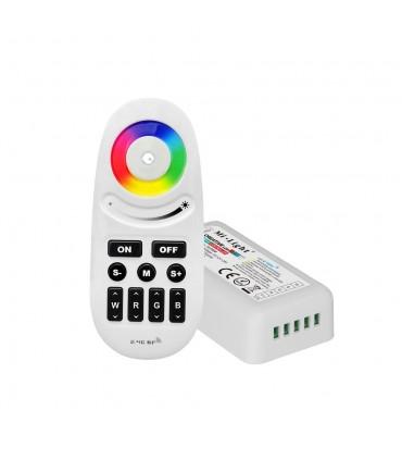 Mi-Light 2.4GHz manual & auto adjustable RGBW strip controller FUT028