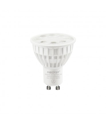MiBoxer 4W GU10 RGB+CCT LED spotlight (Zigbee 3.0) FUT103Z