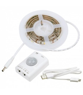 DESIGN LIGHT BLIX - 5V LED lighting kit with motion sensor -