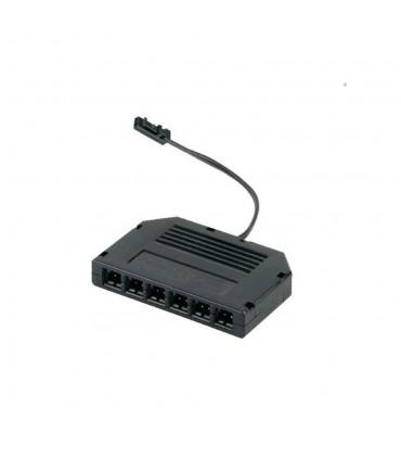 DESIGN LIGHT 15cm 6-way mini connector splitter -