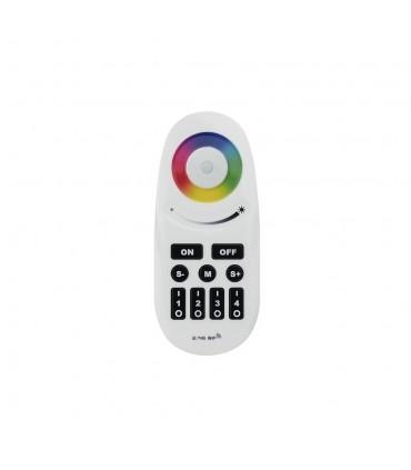 Mi-Light 2.4GHz 4-zone RGBW remote control with button FUT095