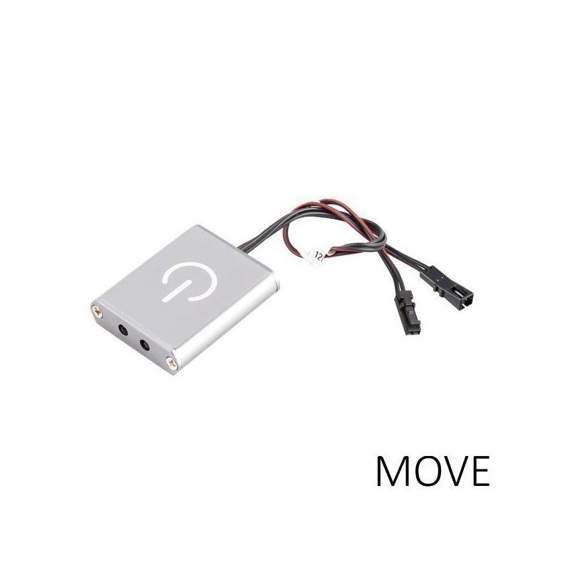 Design Light LED switch MOVE IR