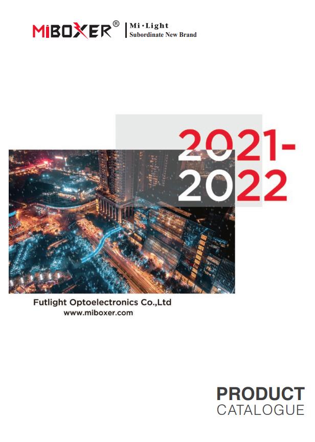 MiBoxer 2021-2022 product catalogue