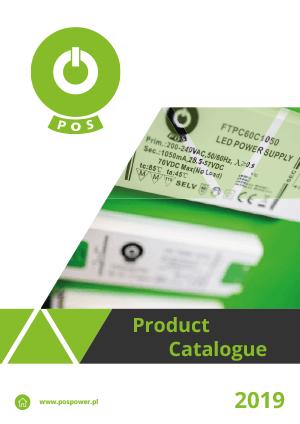POS power supplies catalogue 2019