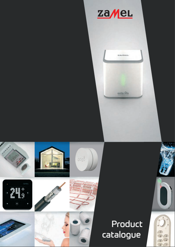 Zamel product catalogue | Future House Store