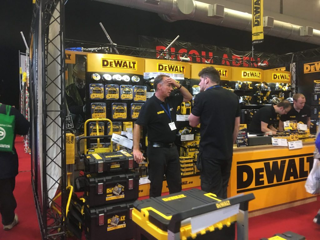 DeWALT electric power tools