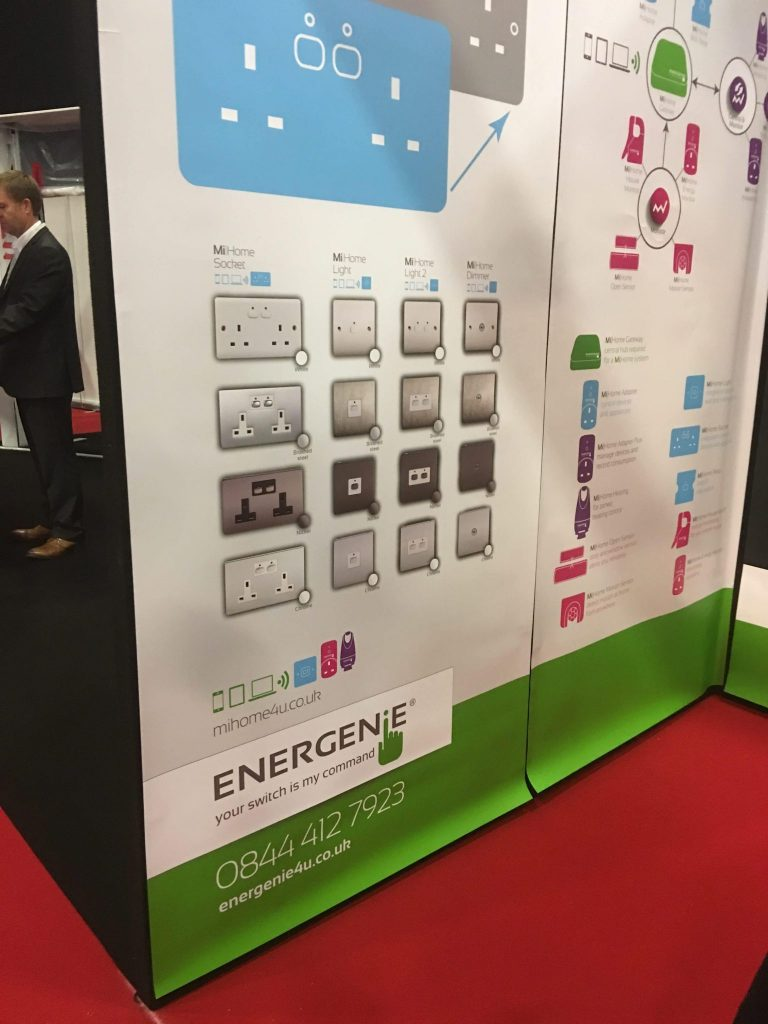 Energenie your switch is my command mihome sockets