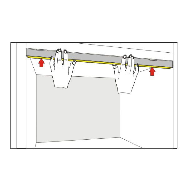 Design Light LINE MINI TRI-LINE MINI mounting brackets how to install channel