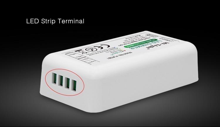 LED strip terminals milight brand futlight lighting