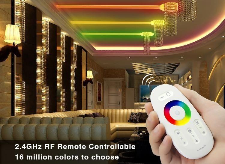 16 million colours 2.4GHz RF remote controller mi-light