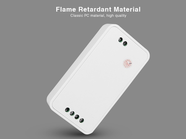 flame resistant material high quality PC milight product smart lighting