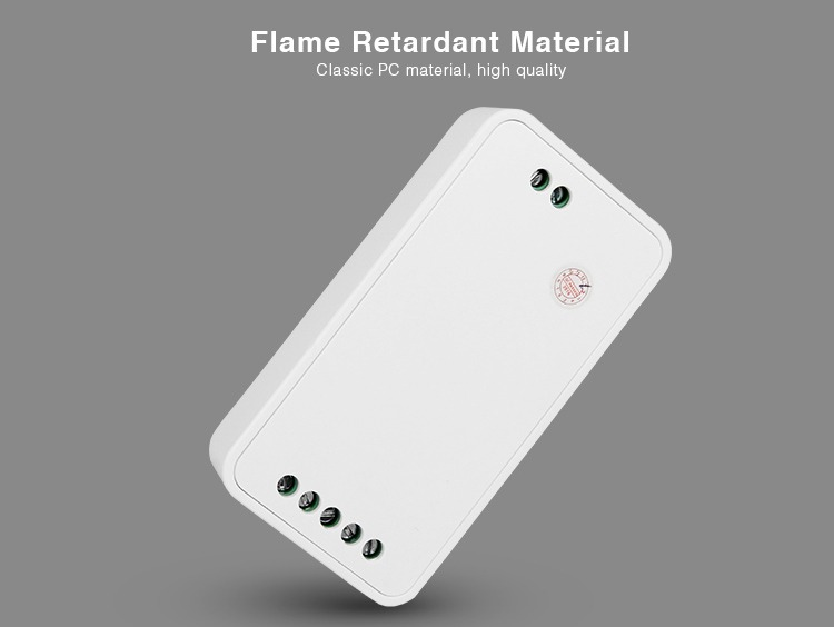 flame resistant material Classic PC high quality white controller