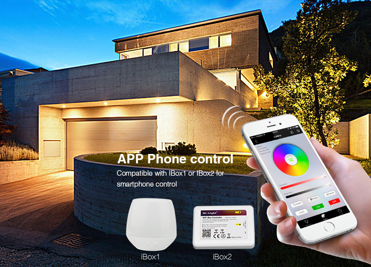 app phone control compatible with iBox1 iBox 2 for smart control using smartphone