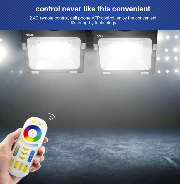 easy opperation convinient control smartphone application iOS Android APP smart flooflight