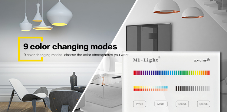 9 colour changing modes check out the features of this amazing product very colourful eye catching convinient and awesome