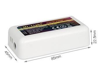 Smart LED strip controller FUT035 for multi-white CCT tapes