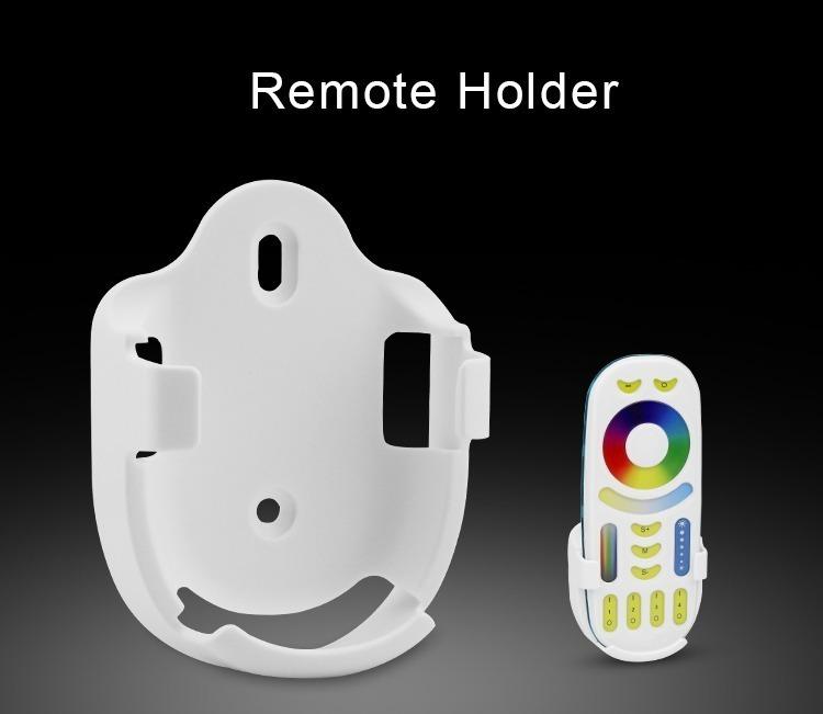 remote control holder for Mi-Light LED remote controller wall holder FUT099