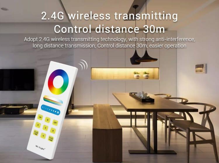 2.4GHz wireless transmitting control 30m distance
