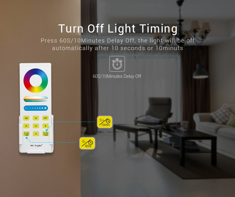 turn OFF lights at a specific time timer function smart home lighting new product hot selling UK stock