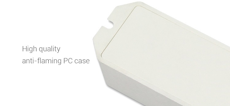 Mi-Light RGBW smart LED control system FUT044A PC plastic case