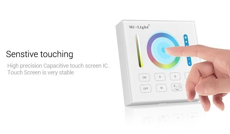 sensitive touching high precision touch screen LED smart panel controller B0