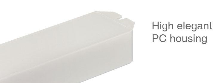 high elegant PC housing casing