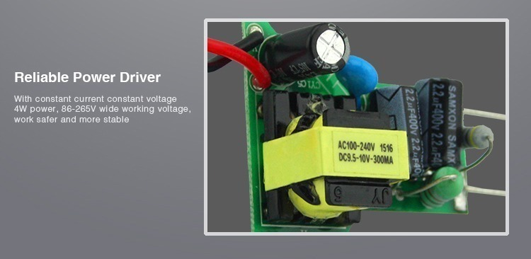 reliable power driver with constant current voltage work safer and more stable