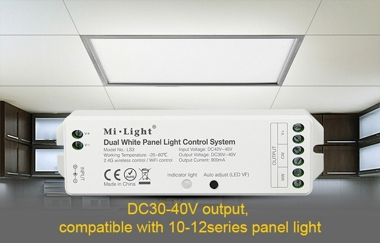 power supply DC30-40V output compatible with 10-12 series panel lights