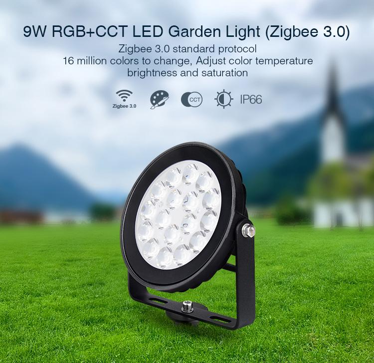 Smart Zigbee garden lamp
