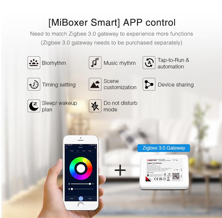 multi-functional smart LED outdoor light