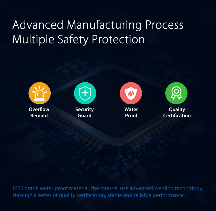 advanced manufacturing process multiple safety protection
