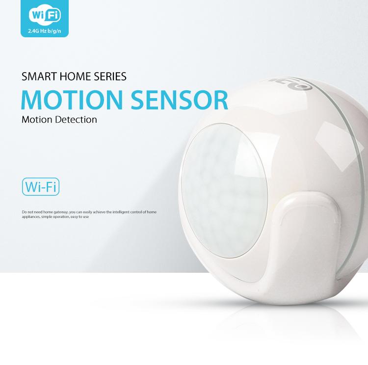 NEO WiFi smart PIR motion sensor smart home motion detector tuya
