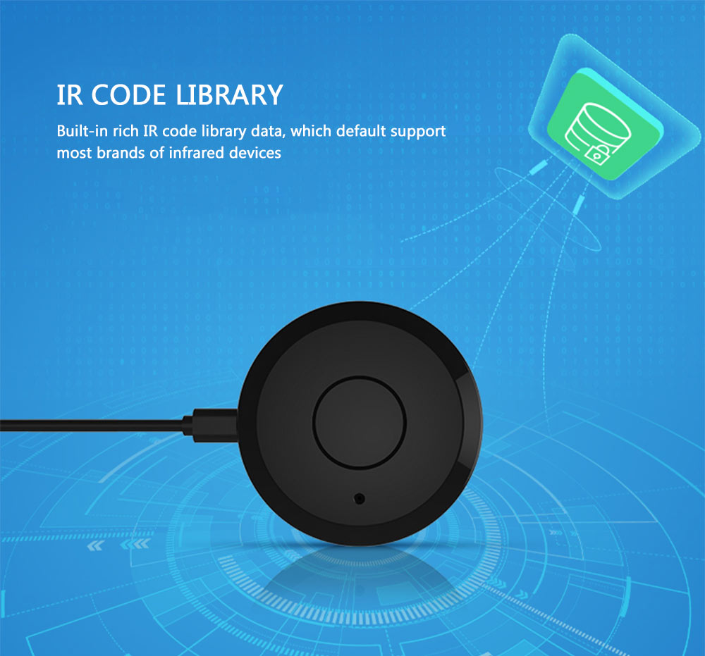 NEO Coolcam WiFi IR remote control