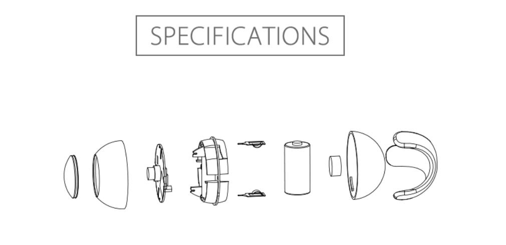 NEO WiFi smart PIR motion sensor specification