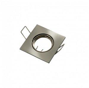 LED line® MR11 square adjustable ceiling downlight satin