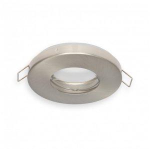 LED line® MR16 waterproof ceiling downlight satin IP65