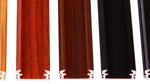 vast range of surface mounted aluminium LED profiles P2