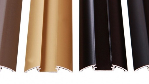 surface profiles P4 Alu-LED