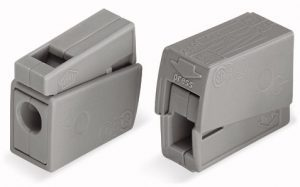 WAGO lighting connectors 224 series for solid and fine-stranded conductors