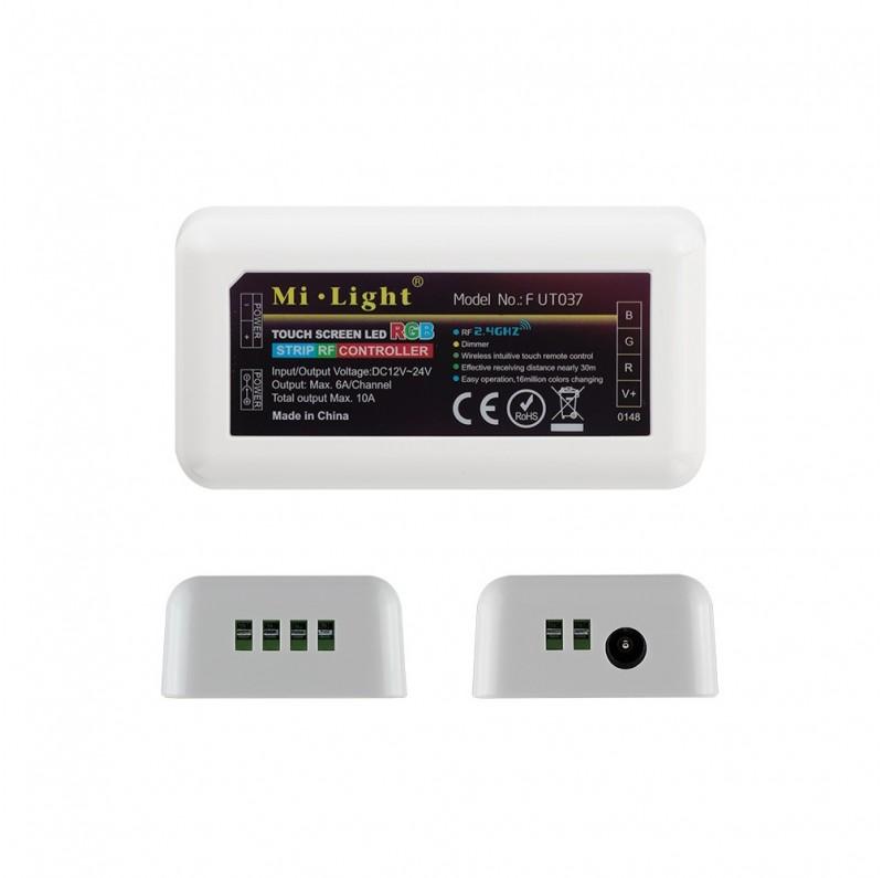 Mi-Light 2.4GHz 4-zone RGB LED strip controller FUT037