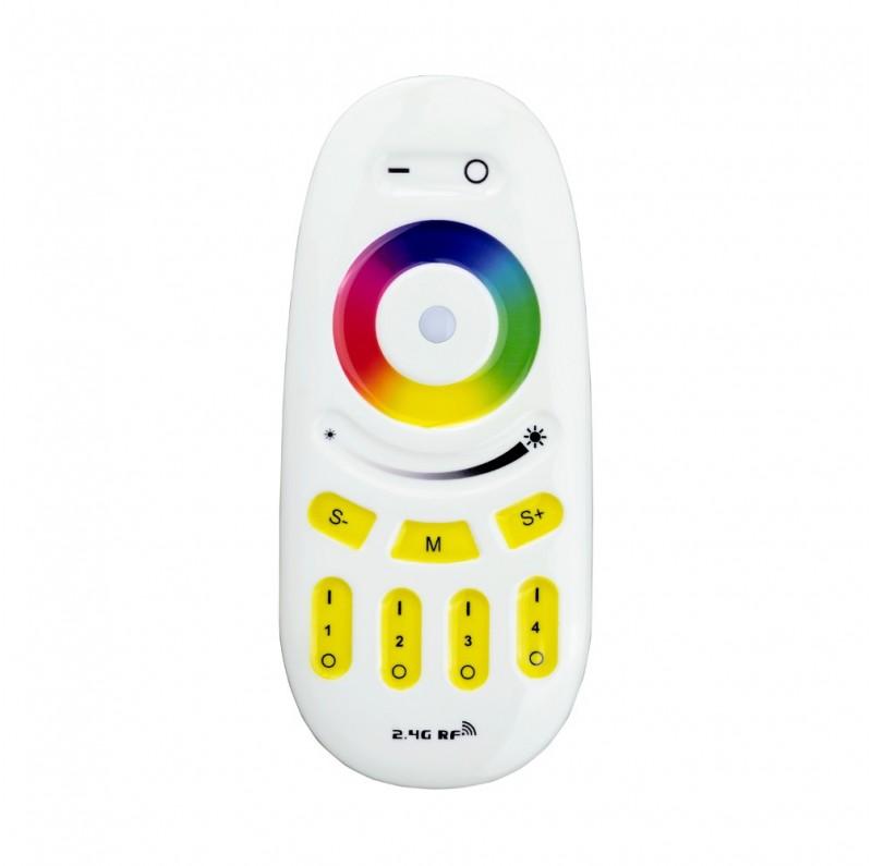 Mi-Light 2.4GHz 4-zone touch RF RGBW remote control FUT096